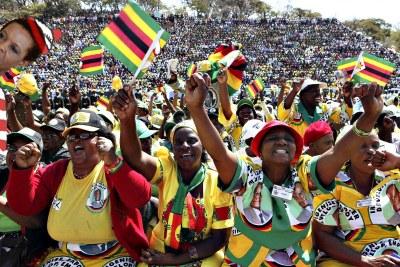 Where's Grace Mugabe?