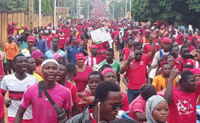 Togo Demonstrations Suspended, Detainees Released