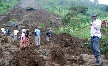 Museveni Opens Camps for Ugandan Landslide Victims