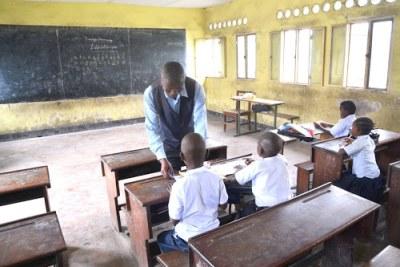 La rentrée scolaire n'est pas effective dans certaines écoles de Kinshasa (archive)