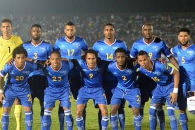Equipe de football du Cap-Vert
