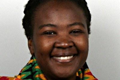 Sibongile Ndashe, lawyer and human rights activist.