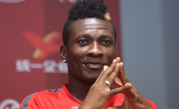 Volte-face du ghanéen Asamoah Gyan, prêt à disputer la CAN 2019