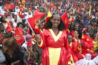 40e anniversaire du Front de libération du peuple tigréan (TPLF) - Mekelle (Éthiopie)