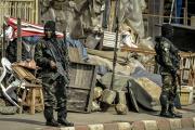 Force de l'ordre Camerounaise