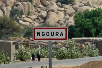 Arrondissement de Ngoura au Cameroun