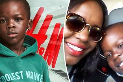 H & M a été critiqué pour sa publicité avec un enfant noir portant un pull à capuche où on peut lire «le plus cool des singes de la jungle»