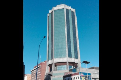 Reserve Bank of Zimbabwe.