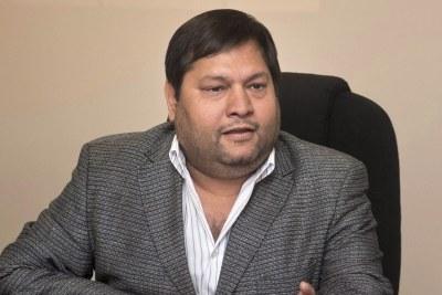 Ajay Gupta.