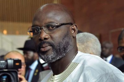 President George Weah is reported to have asked the FBI in the U.S. to investigate claims of missing banknotes.