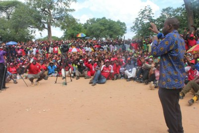 MDC-T president Nelson Chamisa giving Khupe another chance to get on board.