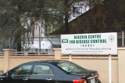Nigeria Centre for Disease Control.