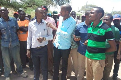 Non-native teachers in Wajir express concerns over their safety after two teachers were killed in a terrorist attack.