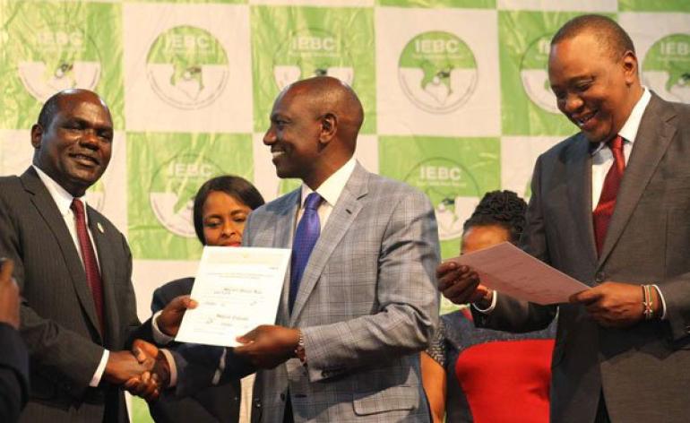 Kenyans Debate Cambridge Analytica's Alleged Involvement in 2017