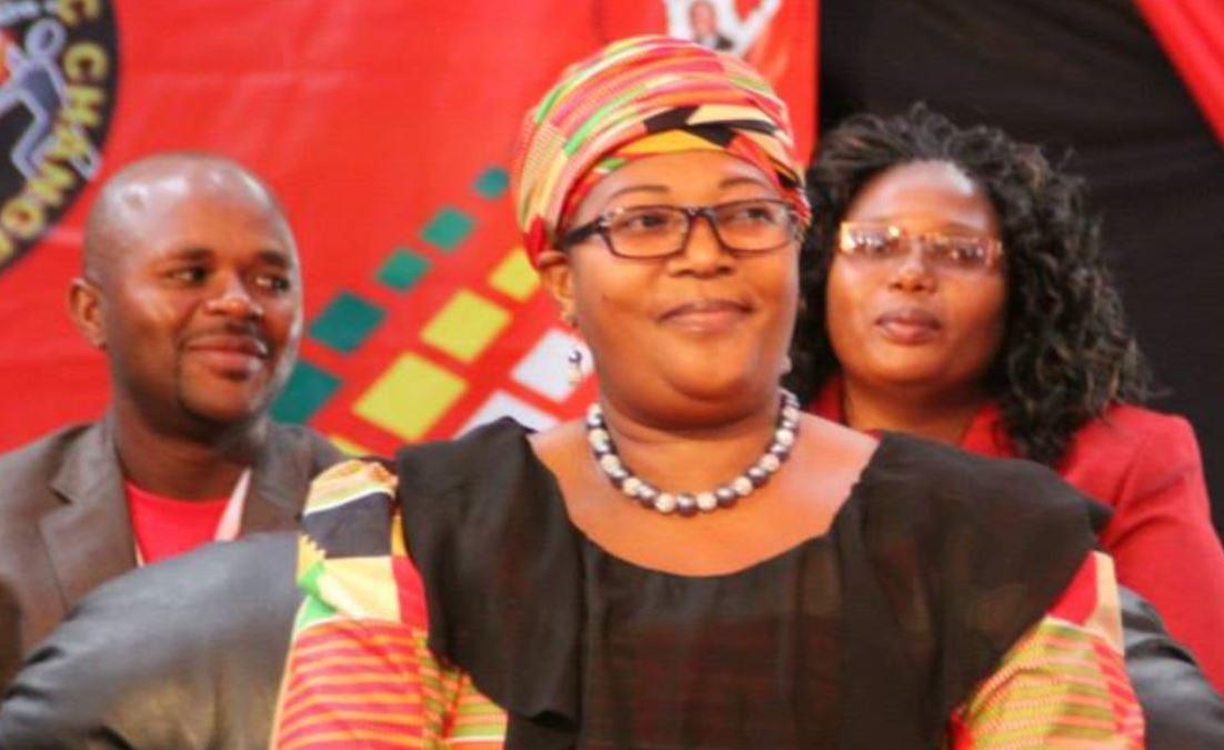 Zimbabwe: Khupe Lays Claim to MDC-T Leadership