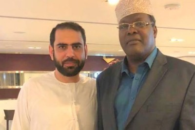 Miguna Miguna leaves Dubai.