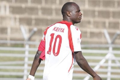 Dennis Oliech (file photo).