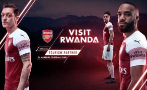 Le sponsoring d'Arsenal par le Rwanda fait polémique