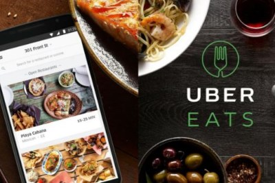 Uber Launches Food Service For Selected Parts of Kenya