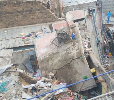Building Collapse In Kenya Claims Lives