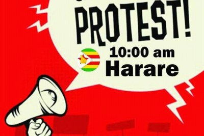 Zimbabwe Opposition Protesters Flood Streets Over Election Reforms