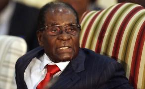 An I de la chute de Robert Mugabé au Zimbabwé