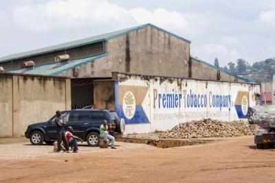 Rwigara's family Premier Tobacco Company in Gikondo, Kigali.
