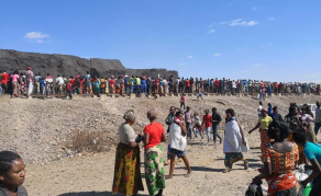 Subsistence Miners Killed in Zambia Mine Dump Collapse