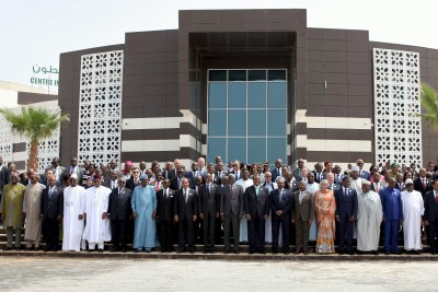 31ème Sommet de l'organisation panafricaine, les 1er et 2 juillet 2018 à Nouakchott en Mauritanie.