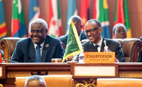 L'Union Africaine «reporte» sa visite prévue en RDC