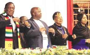 La Zanu-PF du Zimbabwe assurée d'obtenir la majorité à l'Assemblée
