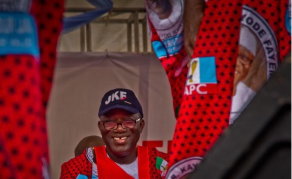 Ruling Party's Kayode Fayemi Wins Governor Election in Ekiti