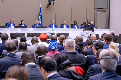 President Muhammadu Buhari is the only President invited to grace the 20th anniversary of the adoption of the ICC Rome Statute.