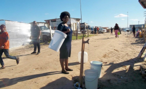 Alleged Looting - South Africa's Water Dept Still Has No Answers