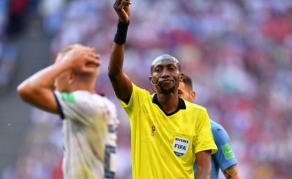 L'arbitre sénégalais Malang Diédhiou prend sa retraite internationale