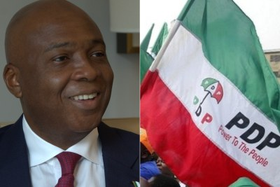 Bukola Saraki has crossed the floor to the official opposition Peoples Democratic Party