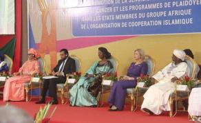 Séminaire de haut niveau sur la lutte contre le cancer au Burkina Faso