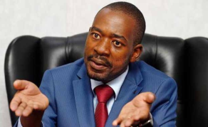 Failed Poll Challenge Leaves Zimbabwe's Chamisa With Hefty Bill