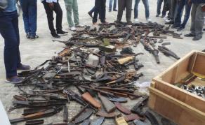 Démarrage officiel du ramassage des armes dans le Pool du Congo
