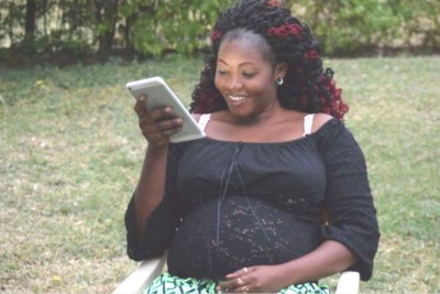 Sharon Otieno (file photo)