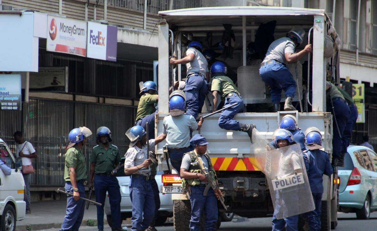 Zimbabwean Authorities Escalate Attack on Rights Defenders - NGO