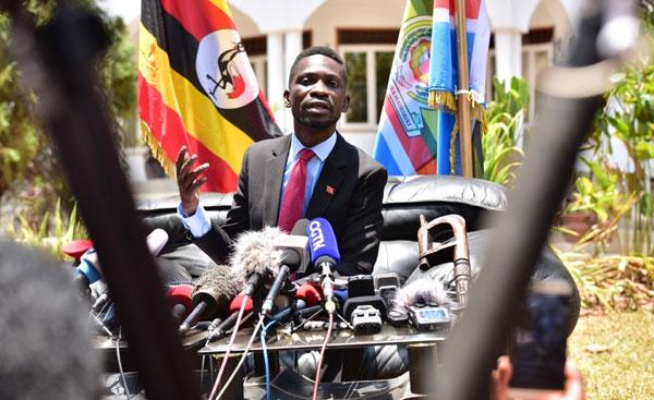 Uganda: Security Tightened As Bobi Wine Seeks Bail