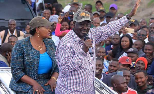 2017 Poll Deal Revealed - Will Odinga Run for Presidency Again?