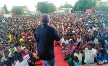 Une bousculade fait 15 morts lors de la fête nationale à Madagascar