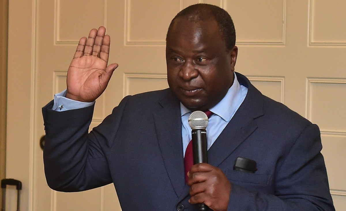 Image Result For Tito Mboweni