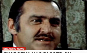 South Africa's Former Foreign Affairs Minister Pik Botha Dies