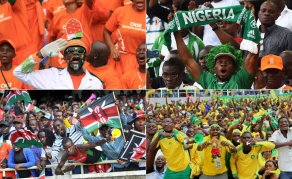 Afcon Qualifiers Enter Sink-Or-Swim Stage
