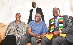 Zimbabwe Spokesperson Hints VP Chiwenga is Seriously Ill