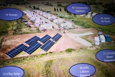 Eskom solar panels venture