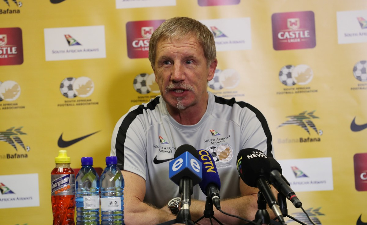 Bafana Qualify for 2019 AFCON After Libya Victory